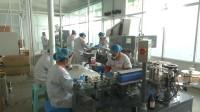 38秒丨滕州消毒企业24小时加班生产 每天有效提供消毒产品达150吨
