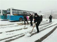 出动人员2322人 应急车辆98辆 青岛道路运输行业多措并举保畅通