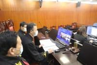 """济南中院""""互联网法庭""""在线审理侵害商标权纠纷案!"""