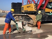 青岛地铁各工区有序复工 预计2月底复工率将达100%