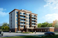 平度市旧店中心卫生院养老中心开工 预计10月底投入使用