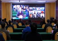 41秒丨潍坊市坊子区通过远程视频签下9个重点项目 总投资43亿元