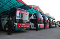 全省第一!运输复工人员25395人 青岛返岗直通车运行满月成效显著