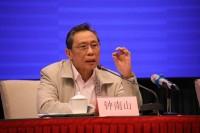 钟南山:针对病毒目前没有特效药,但是找到了一些治疗方法