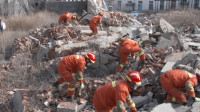 """55秒丨""""建筑物坍塌""""大量人员""""被困"""",威海这场""""紧急救援""""实战演练很硬核!"""
