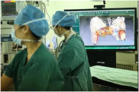 好消息!山东海信CAS助力复旦大学儿科医院精准分离联体婴儿