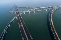 胶州到青岛主城区15分钟!青岛胶州湾大桥胶州连接线3月30日开通