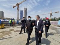 提高城市金融业承载能力,枣庄金融大厦预计2023年建成