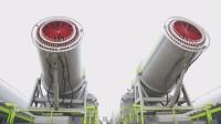"""助力打赢""""蓝天保卫战"""",枣庄市中区24辆环卫新型装备""""上岗"""""""