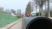 57秒丨邹平市抢抓有利时机 紧密推进园林绿化提升工程