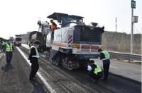 日兰高速公路临沂段路面维修工程全面开工