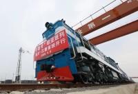 """亮一亮山东新动能 """"齐鲁号""""欧亚班列延伸至德国首班列车出发啦!"""
