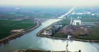 这就是山东丨水清、岸绿、景美!淄博高青李官湿地碧波荡漾美若画卷