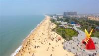 58秒|迎着海风,踏着海浪 来威海南海新区一起感受沙雕艺术