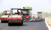 """""""五一""""假期济宁各重点公路项目加速推进"""
