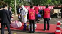 41秒|滨州初中毕业年级学生今天开学 学生返校复课