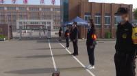 37秒|滨州阳信初三学生复学 学校实行封闭式管理、师生全员寄宿