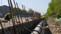 54秒|潍坊滨海抢工期抓建设 央子片区雨污分流改造工程全面启动