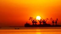 51秒|红日出东方,大海披霞光!一起来看延时摄影下的绝美日出