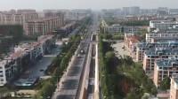 48秒丨滨州博兴新城二路雨水箱涵工程加速施工 建成后可有效缓解城区内涝