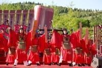 中国旅游日·尼山圣境田园消夏节开幕 现场众星齐聚