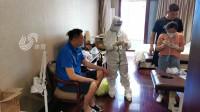 视频丨联赛重启或进入倒计时?山东西王男篮全队接受检测