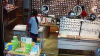 50秒 两女子4小时偷了8家店!济宁市中公安破获连续盗窃案