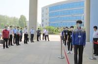 山东省人社厅督导组到山东交通技师学院督导开学复课工作