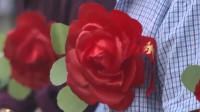 """37秒丨滨州无棣县棣丰街道馨泰社区""""最美抗疫志愿者""""颁奖晚会举行"""