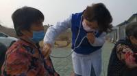 25秒丨日照岚山:家庭医生服务队入社区进家庭 开展健康服务活动