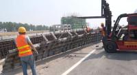 28秒丨日照黄海路西延工程预计6月20日通车