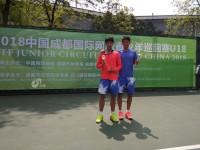 为网球奉献了青春 !山东网球队教练高鹏:让队员们早日站上更高舞台