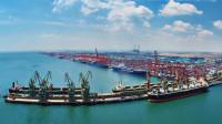 浪涛奔涌风帆劲!山东港口日照港裕廊大豆单货种月度吞吐量过百万吨