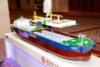 全球首艘10万吨级智慧渔业大型养殖工船在青签约建造