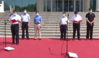 滨州首家退役军人事务人民调解委员会在无棣县揭牌成立