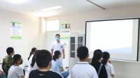 38秒丨全国爱眼日!滨州无棣100余名学生进行眼科免费义诊 提高青少年眼健康水平