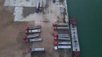 26秒丨威海海岸警察支队查获一起特大涉嫌走私成品油案