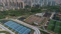 28秒丨日照香河体育公园网球场、篮球场、足球场这些时间段免费开放