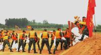78秒丨防患于未然!济宁市防汛抢险应急救援综合演练在邹城举行