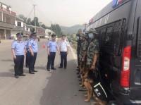 30余名警力24小时值守!枣庄薛城举行易制毒物品实战查缉大练兵