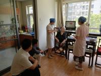 暖心!曲阜医护人员上门服务 为80岁老人解决义齿难题