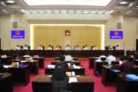 济南市人民代表大会常务委员会关于接受刘延才、傅金峰、刘勤辞职请求的决定