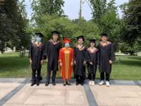 疫情下的毕业季|山东大学毕业生王立众:三项专利、直博清华 四年磨砺成就耀眼青春