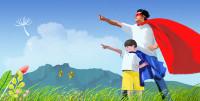 【地评线】齐鲁网评:夏至已至父爱如山,无言亦是最长情
