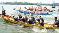 2020年大明湖端午节龙舟赛将暂停举办