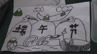 46秒丨粽叶飘香迎端午 滨州沾化区开展传统文化进校园活动