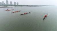 46秒|潍坊:过端午赛龙舟 传统文化引来八方客