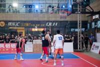 20秒|日照:53支球队200多名球员参赛 3X3篮球争霸赛点亮体育夜经济