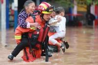 """【地评线】齐鲁网评:在防汛救灾中领悟""""人民至上""""的价值追求"""