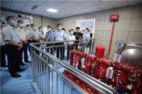 临沂市人民医院消防安全体验馆启用仪式隆重举行
